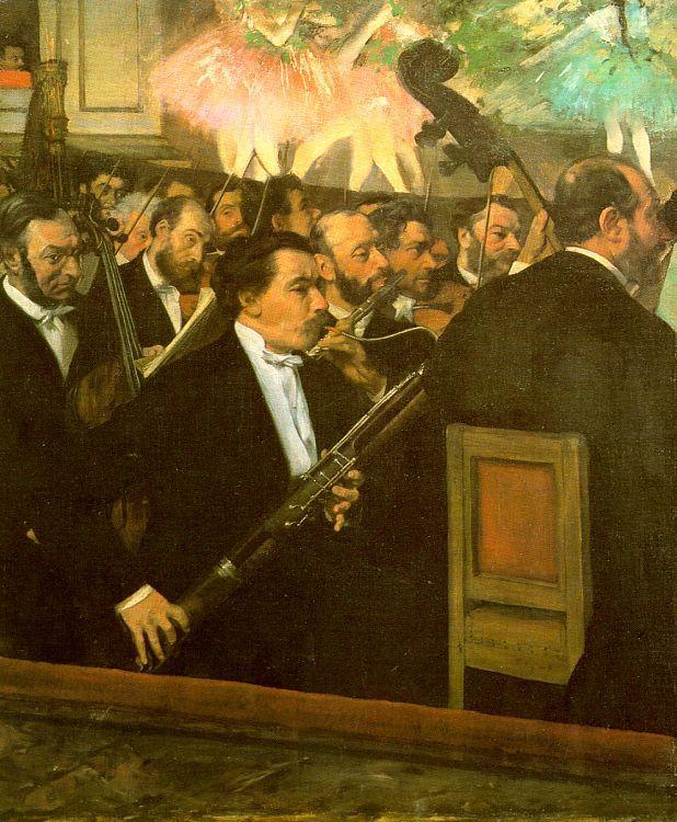 Edgar Degas, 00001610-Z