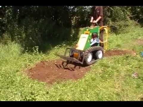 Kanga - Carryall Leveler Attachment