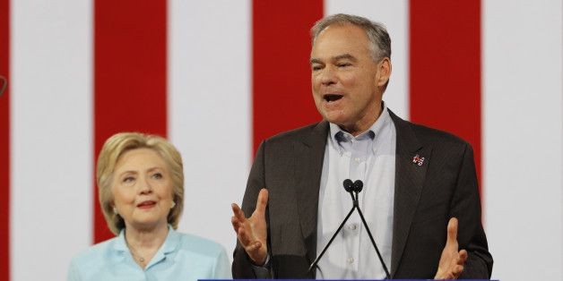 Tim Kaine Speaks Spanish. Does He Want A Cookie?