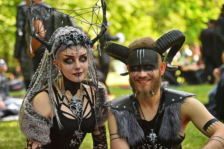 2018 Wave-Gotik-Treffen will begin on Friday, May 18 and ends on Monday, May 21 Official Website Wave-Gotik-Treffen Leipzig www.wave-gotik-treffen.de/english/ largest gothic festival on this planet - Wave-Gotik-Treffen, Leipzig Germany.