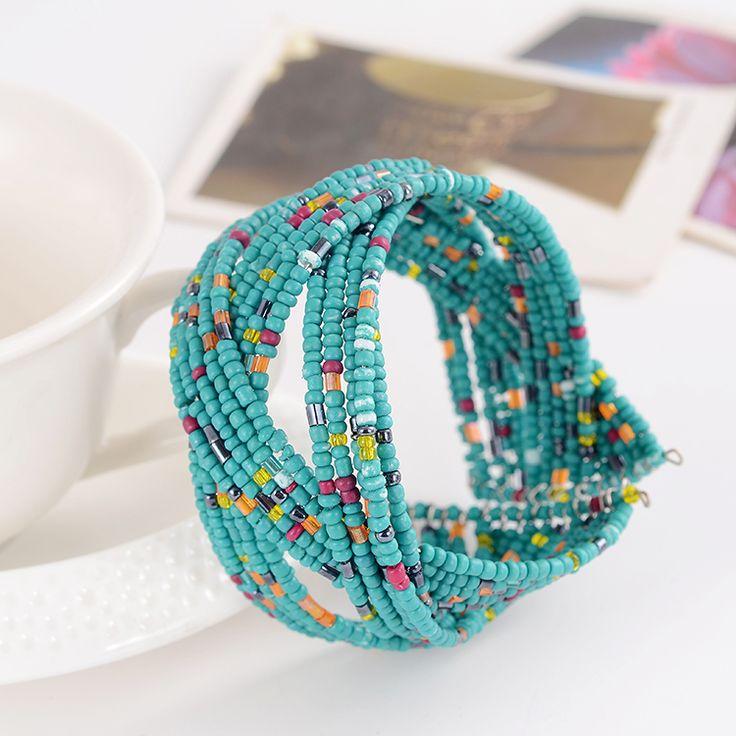 Bien-aimé Oltre 25 fantastiche idee su Gruppo di braccialetti su Pinterest  RN33