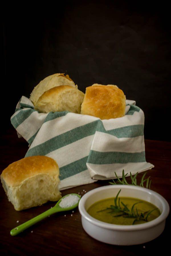 Μικρά ατομικά ψωμάκια - Myblissfood.grMyblissfood.gr