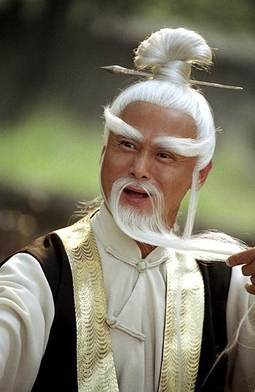 Gordon Liu as Master Pai Mei / Kill Bill