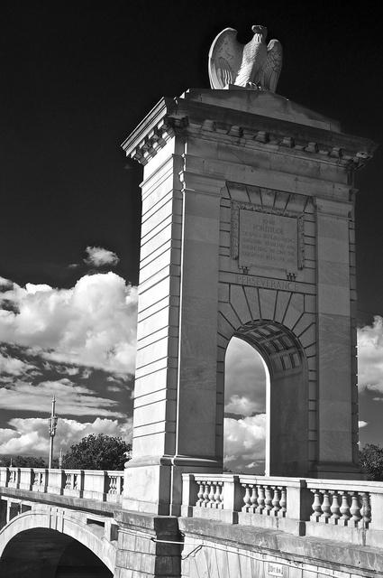Market Street Bridge, Wilkes-Barre, PA -- my hometown