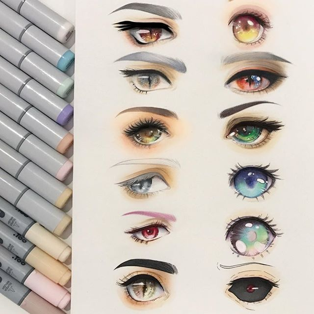 Sorcery. How can someone do this beautiful act? Media: Copic Ciao markers, and Copic Sketch markers
