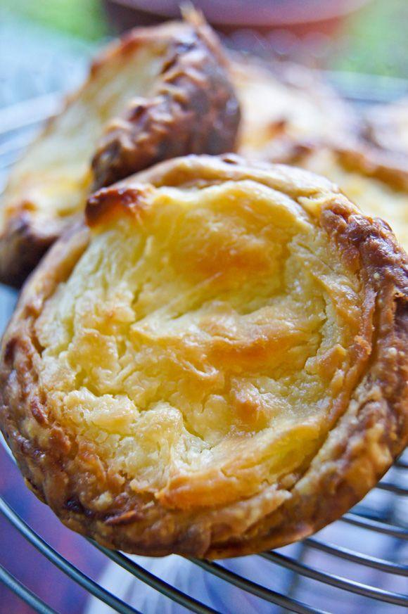Pastéis de Nata [Portuguese CustardTarts] - Home - Sweetbites Blog