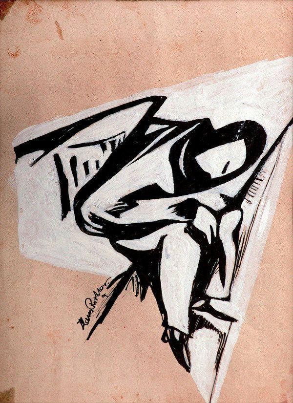 Hans Richter - Silvio Vigliaturo MACA - Museo Civico d'Arte Contemporanea Silvio Vigliaturo Acri (CS)
