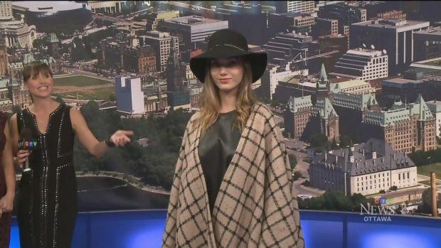 CTV Ottawa - Braderie de Mode à Gatineau. Amélie nous parle des des designers Québécois et de l'événement mode.