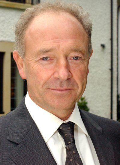 Michael Kitchen in PBS' Masterpiece Mystery hit, 'Foyles War'.