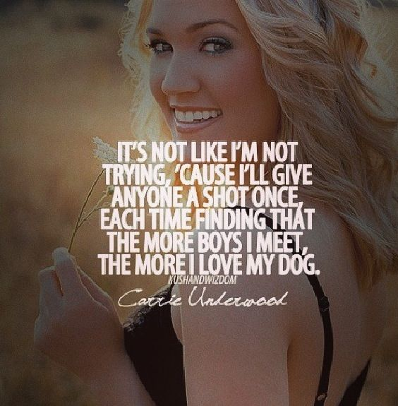 carrie underwood love quotes - photo #9