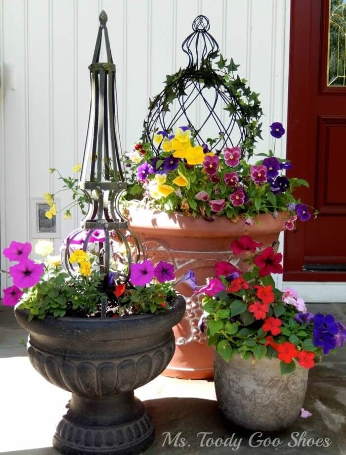 The Most Por New Flower Pots By Front Door That Make Sure To Inspire You Increase Your Home Beauty