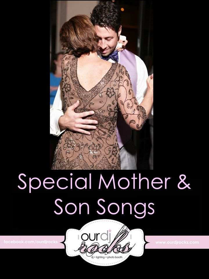 The 23 Best Images About Mother Son Dance Songs On Pinterest