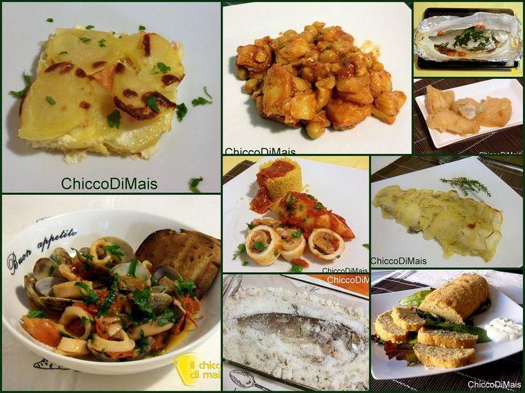 10 #secondi di #pesce per #Natale #ricette facili il #chiccodimais #mare #vigilia #cucina #italia #recipe #senzaglutine #recipes #glutenfree #Christmas #Xmas #seafood #italy #italian http://blog.giallozafferano.it/ilchiccodimais/10-secondi-di-pesce-per-natale-ricette-facili/