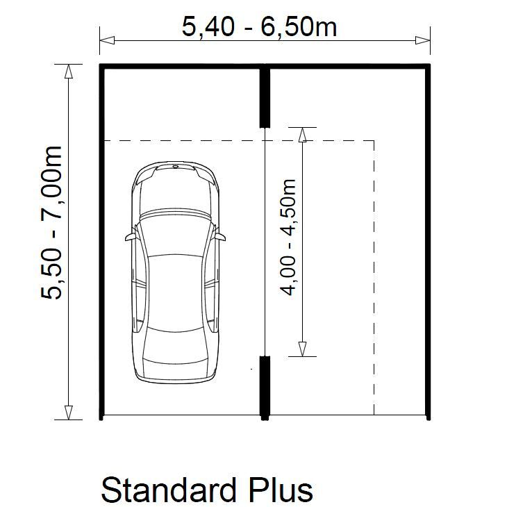 Montované garáže na klíč - PROGARÁŽ