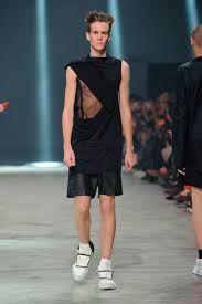 Rick Owens SS14 #Fashion #RickOwens #StreetStyle