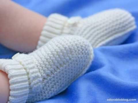 Zapatitos con rombos calados para bebé - Youtube Downloader mp3