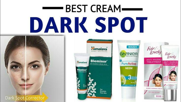 black mark removal cream