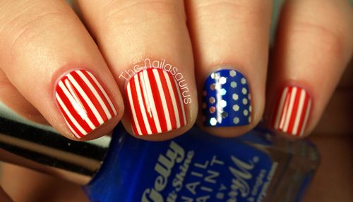 The Nailasaurus: Happy Fourth of July