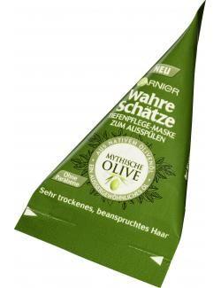myTime Angebote Garnier Wahre Schätze Tiefenpflege-Maske Mythische Olive: Category: Drogerie > Körperpflege & Kosmetik >…%#lebensmittel%