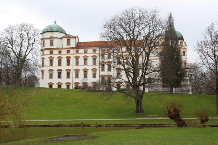 Tragische Liebe und tödliche Verschwörungen - das Schloss Celle - Burgdame