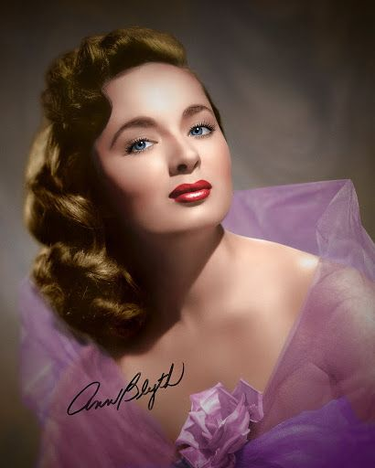 38 best images about ann blyth on pinterest donald o 39 connor 16 and actresses. Black Bedroom Furniture Sets. Home Design Ideas