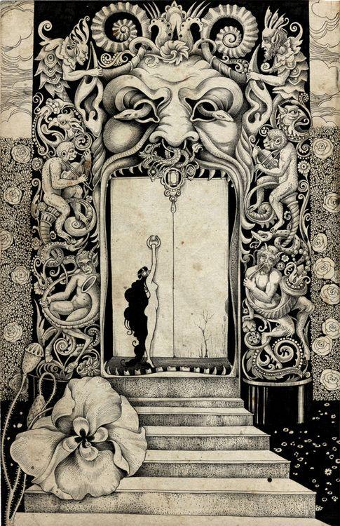 Sveta Dorosheva. Allegorical Miniatures. Behance