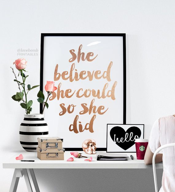 1000+ Ideas About She Believed She Could On Pinterest