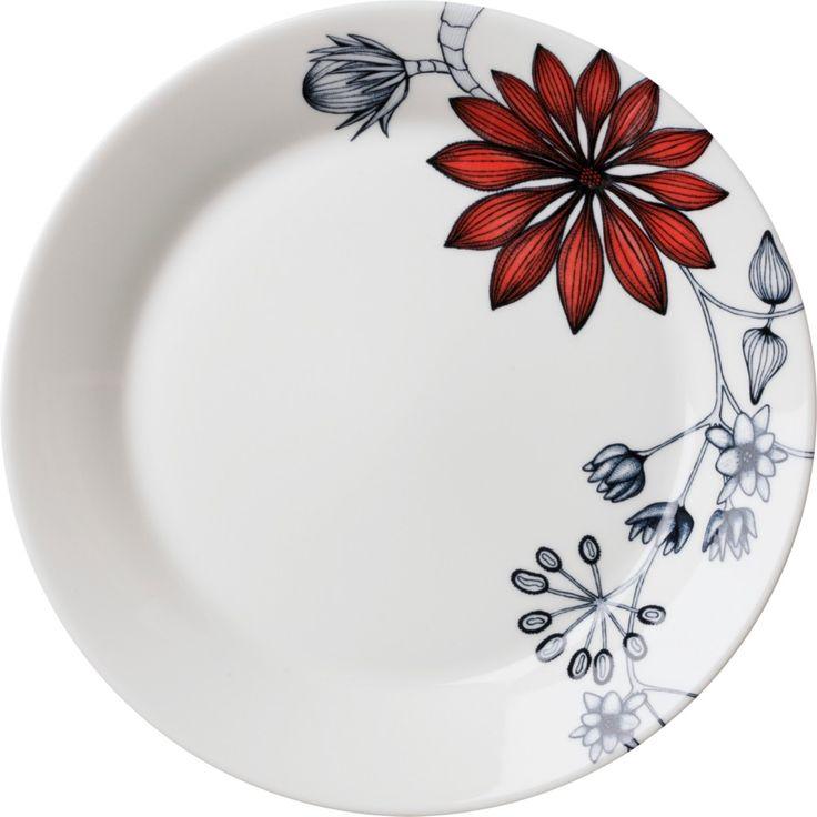 Iittala - Runo Lautanen Syyshehku 26 cm - 6 plates