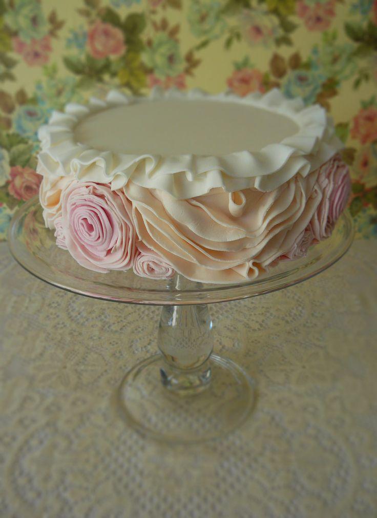 Ruffle Rose