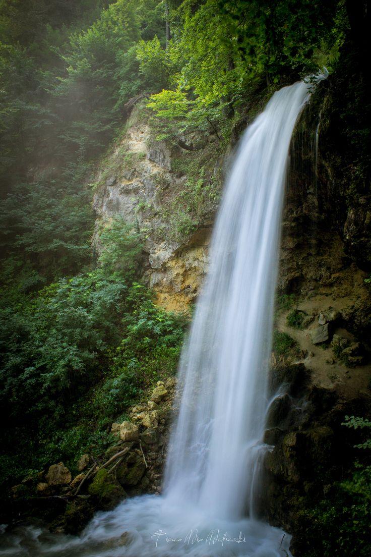 Fátyol waterfall Photo by ©Timea Mia Medveczki