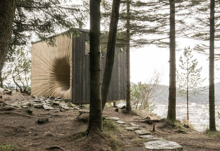 A LIVING BUBBLE IN THE FOREST: TUBAKUBA, OPA FORM ARCHITECTS & BERGEN SCHOOL OF ARCHITECTURE