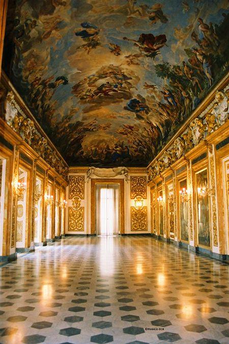 Beautiful Places...Palazzo Medici, Florence, Italy, photo via @itemLiz-ECK.