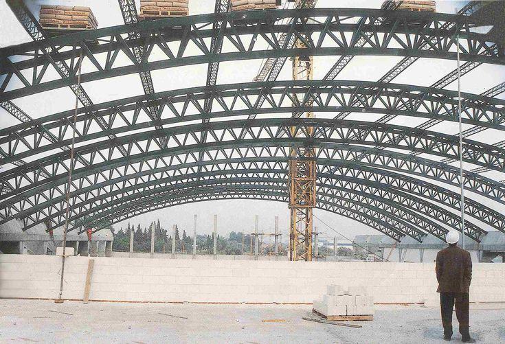 NAVE CARTAGO DE BAÑOS Y MENDIGO - Estructuras metálicas, construcción de estructuras metálicas, construcción de naves industriales, construcciones industriales