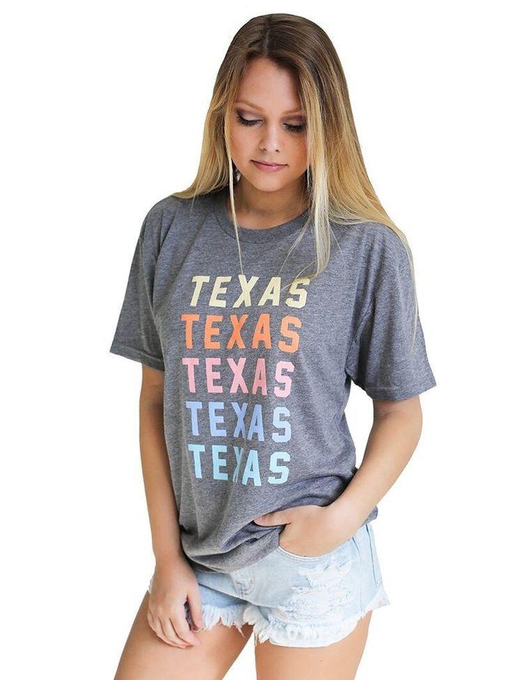 Texas Texas Texas Shirt