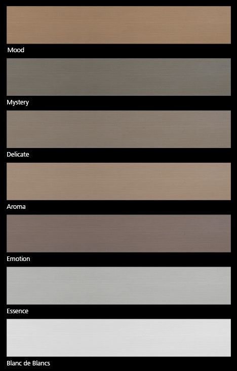 Esthec Terrace Colours #design #freedom #sustainable #luxury  L'Agence E agent commercial de la marque www.lagencee.com