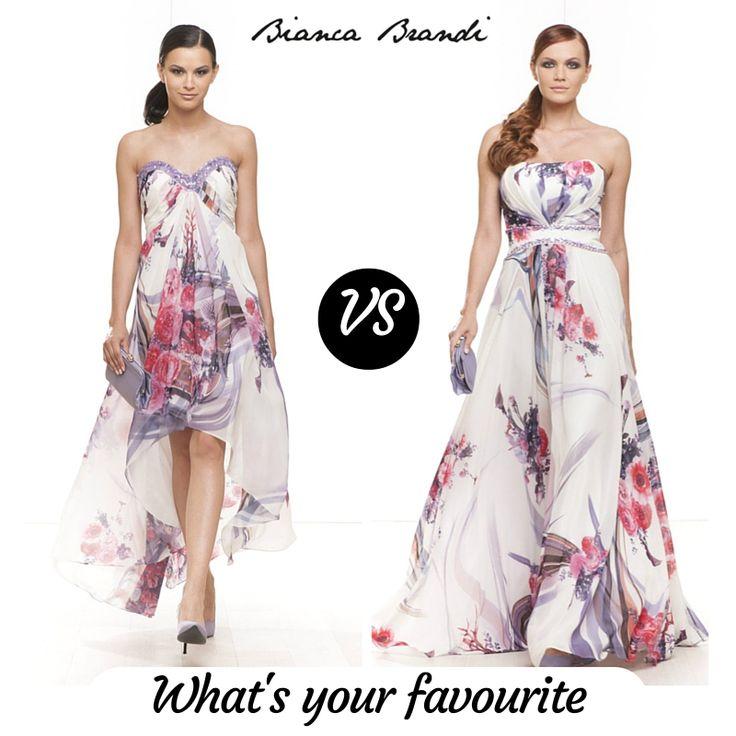 Oggi la nostra proposta per il #weekend si colora con le meravigliose stampe floreali... Quale sarà l'abito adatto? #Cocktail o #serata speciale?  #WhatsYourFavourite  #moda #fashion #abito #dress #minidress #elegance #chic #style