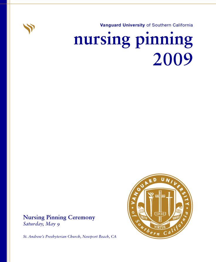 nursing graduation program template - Google Search Graduation - graduation program