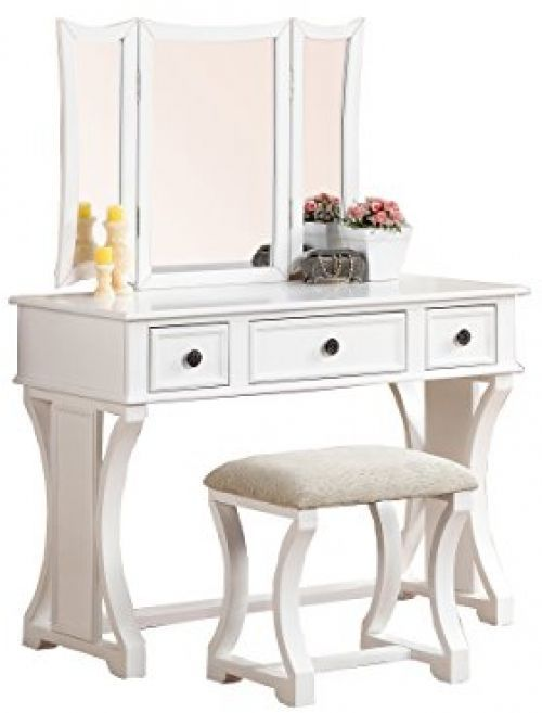 vanity set for teenager. Bedroom Furniture For Teen Girls Vanity Set With Stool White Desk Mirror  Poundex Best 25 vanity set ideas on Pinterest Kids