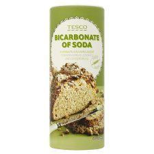 Bicarb of soda. Clean teeth, scrub pots, antacid, deodorant, helps with sunburn or insect bites,  removes odours, repels cockroaches, soak dried beans before cooking to make them more digestible.... invaluable, cheap, readily available and LIGHT.