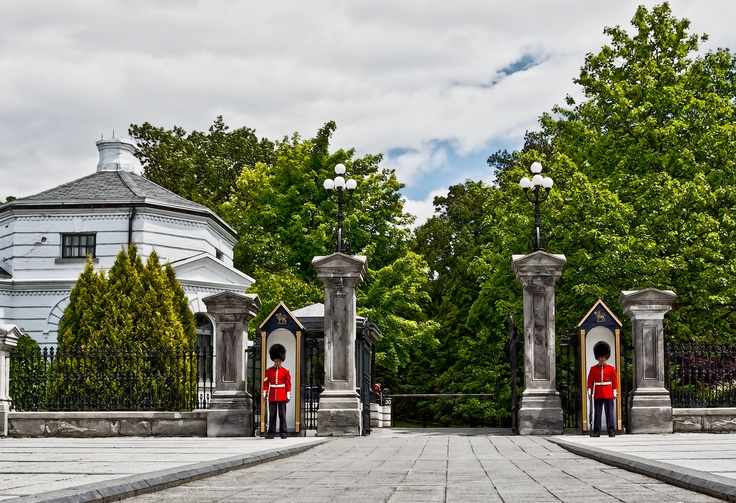 Canada's Governor General's residence in Ottawa