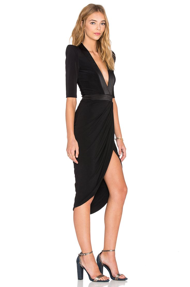 Zhivago Eye of Horus Dress in Black | REVOLVE