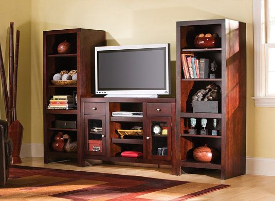 Del Mar Home Entertainment Furniture Collection-#RaymourAndFlanigan