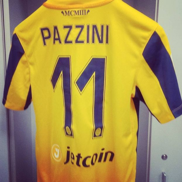 11 Giampaolo #Pazzini #Verona