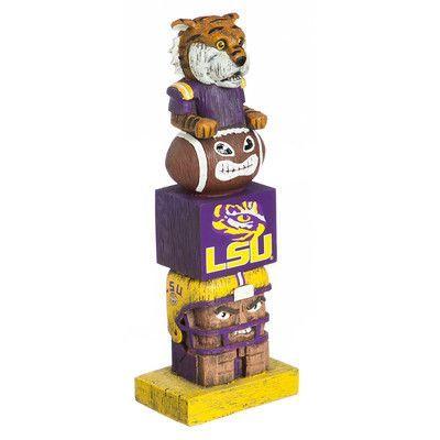 Evergreen Enterprises, Inc NCAA Tiki Totem Statue NCAA Team: