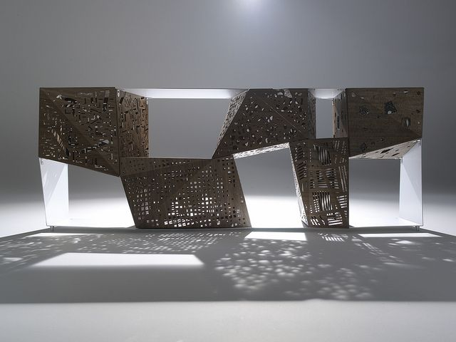 Riddled Buffet by Steven Holl | Flickr - Photo Sharing!