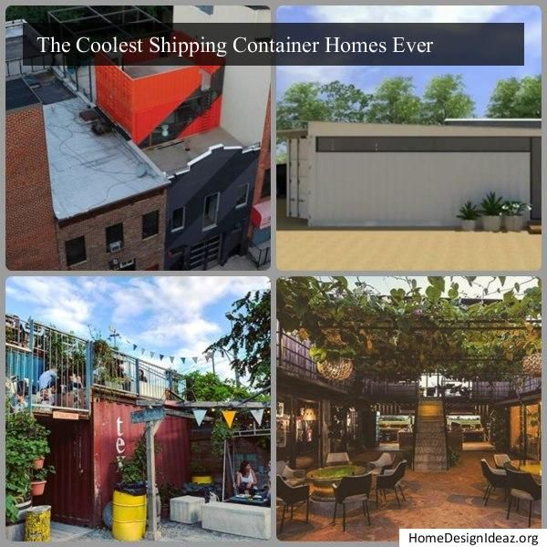 36 Amazing Container Home Designs In 2020 Container House Design