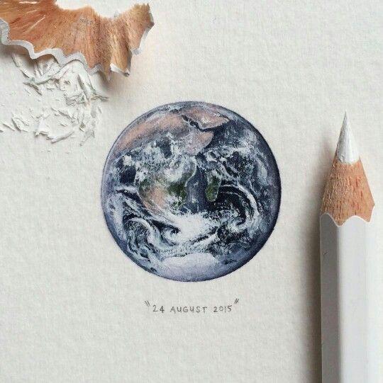 연필/작품