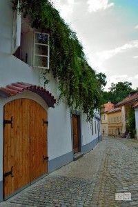 Treading the cobbled streets - Prague, Loreta