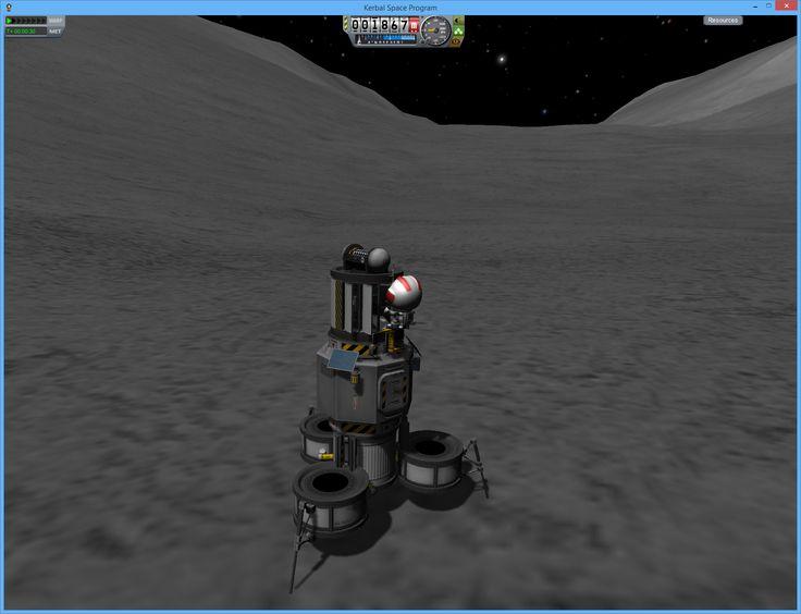 kerbal space program mun lander - photo #18