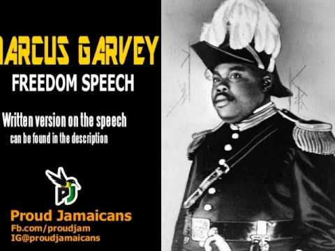 Liberate the minds of men and ultimately you will liberate the bodies of men...Reach up black men and women and pull all nature's knowledge to you... become God's chosen people and naturally you'll become leaders of the world. And as you bow down to the white man today, so will others bow down to you ...Marcus Garvey Live Freedom Speech